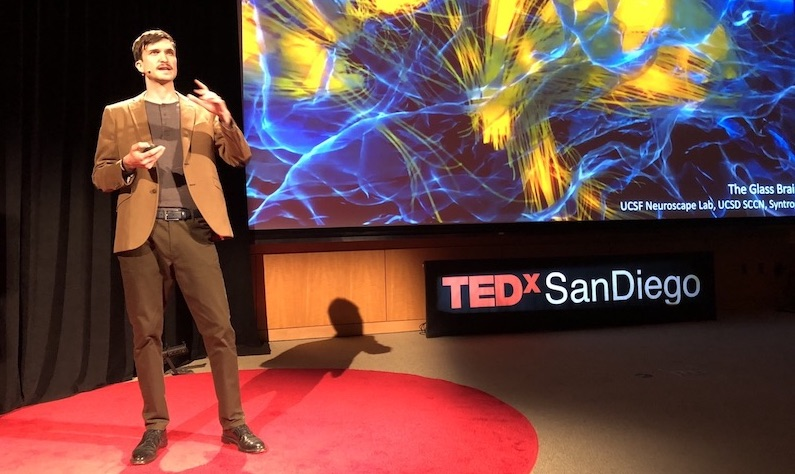 Dr. Tim Mullen talks about the future of neurotechnology at TEDxSanDiego: Revelations